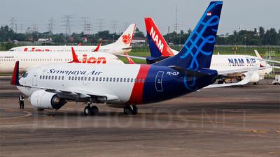 PK-CLF - Boeing 737-524 - Sriwijaya Air