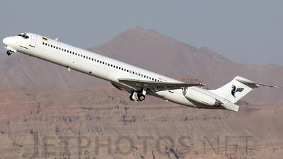UR-CJZ - McDonnell Douglas MD-82 - Iran Air
