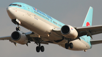 HL7785 - Boeing 737-8Q8 - Korean Air