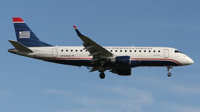 N138HQ - Embraer 170-200LR - US Airways Express (Republic Airlines)