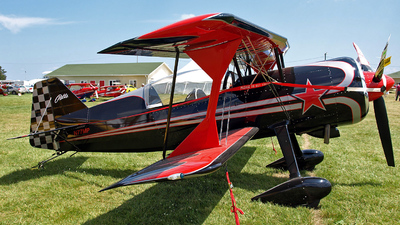 N77MP - Pitts 12S - Private