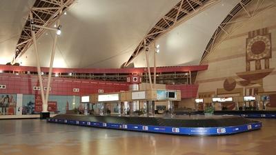 HESH - Airport - Terminal