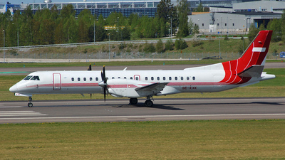 SE-KXK - Saab 2000 - Golden Air