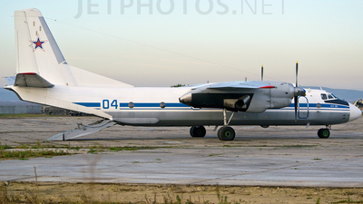 04 - Antonov An-26 - Russia - Air Force