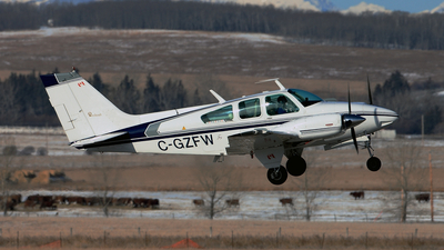 C-GZFW - Beechcraft 95-A55 Baron - Private