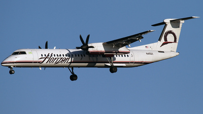 N415QX - Bombardier Dash 8-Q401 - Horizon Air