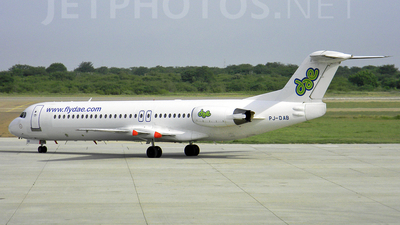A picture of PJDAB - Fokker 100 - [11331] - © David Jesus