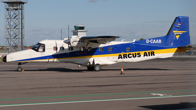 D-CAAR - Dornier Do-228-212 - Arcus-Air