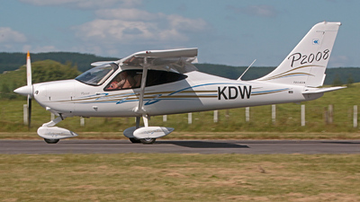 ZK-KDW - Tecnam P2008 - Private