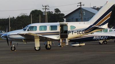 PT-ICO - Piper PA-31-310 Navajo B - Private