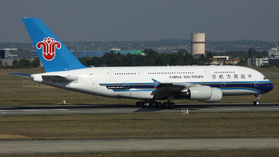 F-WWSF - Airbus A380-841 - China Southern Airlines