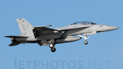 166982 - Boeing F/A-18F Super Hornet - United States - US Navy (USN)