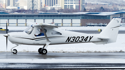 N3034Y - Cessna 162 SkyCatcher - Private