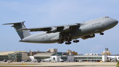 87-0029 - Lockheed C-5B Galaxy - United States - US Air Force (USAF)