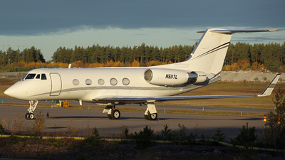 N511TL - Gulfstream G-IIB - Private