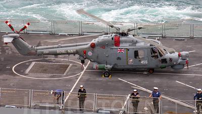 ZF560 - Westland Lynx HMA.8DAS - United Kingdom - Royal Navy