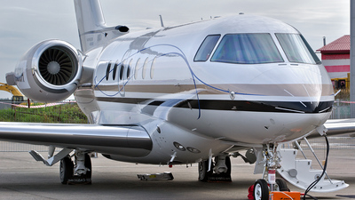 N6380H - Hawker Beechcraft 4000 - Hawker Beechcraft