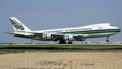 A picture of N485EV - Boeing 747212B(SF) - [20712] - © Matt Kostelnick