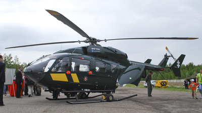 LY-HCF - Eurocopter EC 145 - Lithuania - Border Guard