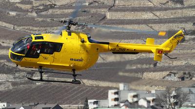 HB-ZHS - MBB Bo105CBS-4 - Air Glaciers
