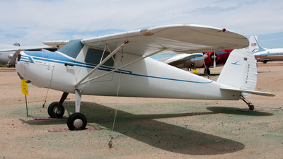 NC4191N - Cessna 120 - Pima Air and Space Museum