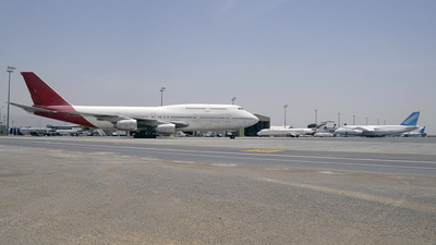 OMRK - Airport - Ramp