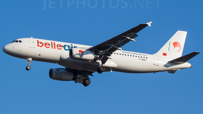 F-ORAE - Airbus A320-233 - Belle Air