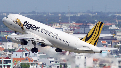 9V-TAE - Airbus A320-232 - Tiger Airways