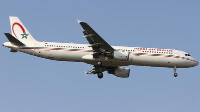 CN-ROF - Airbus A321-211 - Royal Air Maroc (RAM)