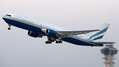 N804MS - Boeing 767-3P6(ER) - Las Vegas Sands Corporation