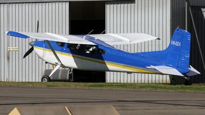 VH-OZA - Cessna A185F Skywagon - Private