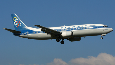 SX-BKE - Boeing 737-484 - Olympic Airlines