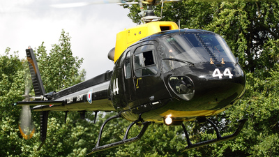 ZJ244 - Eurocopter Squirrel HT.2 - United Kingdom - Army Air Corps