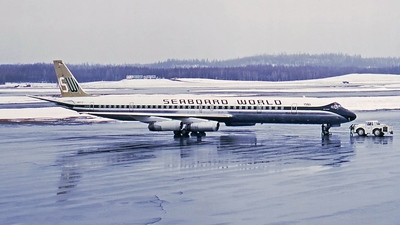 N8632 - Douglas DC-8-63(CF) - Seaboard World Airlines