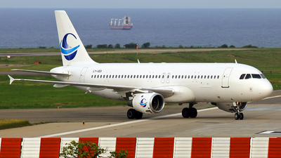 LY-VEX - Airbus A320-212 - Avion Express