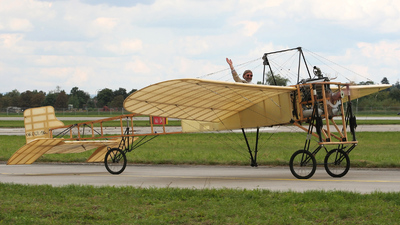 OK-OUL-50 - Bleriot XI - Private