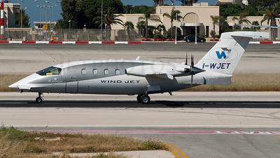 I-WJET - Piaggio P-180 Avanti II - Wind Jet