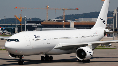 N772RD - Airbus A330-223 - Ryan International Airlines