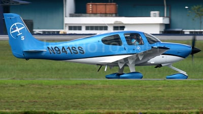 A picture of N941SS - Cirrus SR22T - [0030] - © Mir ZafriZ
