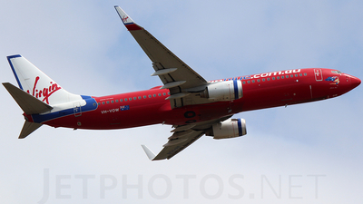 VH-VOW - Boeing 737-8BK - Virgin Blue Airlines