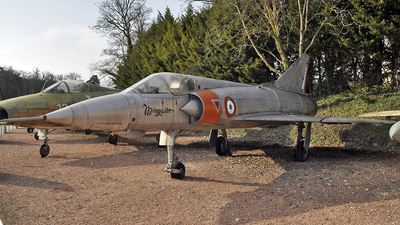 06 - Dassault Mirage 3A - France - Air Force