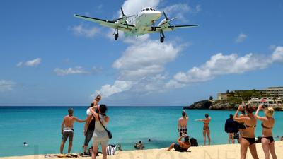 N487UE - British Aerospace Jetstream 32 - BVI Airways