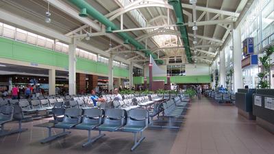 MDLR - Airport - Terminal