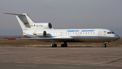 UR-CKO - Yakovlev Yak-42D - South Airlines