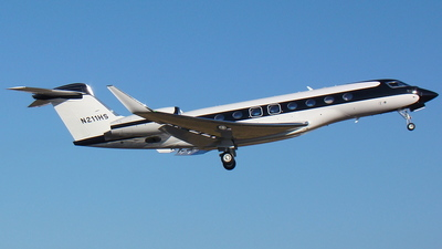 N211HS - Gulfstream G650 - Starbucks Capital
