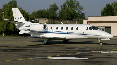 SP-ARK - Cessna 560XL Citation XLS Plus - Private