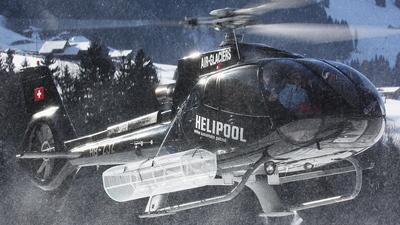 HB-ZJZ - Eurocopter EC 130B4 - Air Glaciers