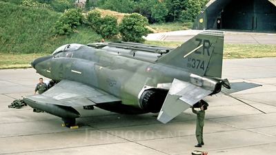 69-0374 - McDonnell Douglas RF-4C Phantom II - United States - US Air Force (USAF)