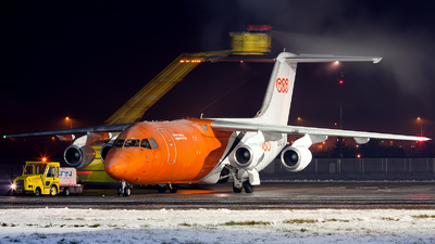 OO-TAJ - British Aerospace BAe 146-300(QT) - TNT Airways