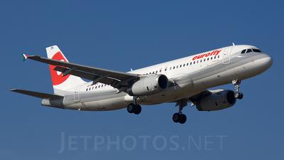 I-EEZN - Airbus A320-232 - Eurofly
